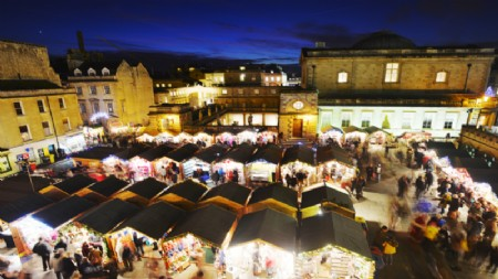 Bath Christmas Market - image gallery 1